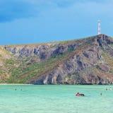 Balandra Beach royalty free stock images