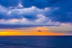 Balangan海滩视图, Jimbaran,南库塔,巴厘岛,印度尼西亚 库存图片