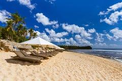 Balangan海滩-巴厘岛印度尼西亚 免版税图库摄影