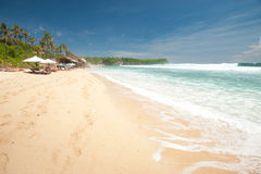 Balangan Beach, Bali Royalty Free Stock Photo