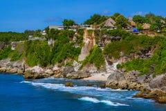 Balangan Beach - Bali Indonesia. Balangan Beach in Bali Indonesia - nature vacation background royalty free stock images