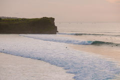 Balangan beach Royalty Free Stock Image