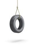 Balanço do pneu Foto de Stock Royalty Free