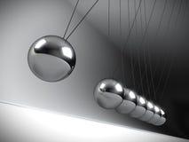 balansera bollar vektor illustrationer