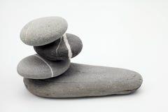 Balansera för sten Arkivbilder