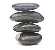 Balansować kamienie Obrazy Royalty Free