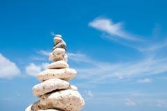 balansowa skała Zdjęcie Stock