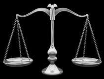 balansowa skali zdjęcie stock