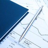 balansowy biznes Zdjęcia Stock
