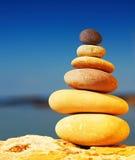 balansowy zen Obrazy Royalty Free