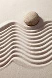 Balanza del zen para la belleza interna Foto de archivo libre de regalías