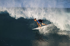 Balaram Stack of New York, Surfing at Off the Wall Royalty Free Stock Images