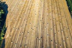 Balas de heno Imagen de archivo
