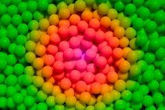 Balas do Paintball Fotografia de Stock Royalty Free