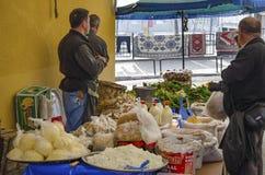 Balat, bazar del distretto di Inebolu Kastamonu Immagini Stock Libere da Diritti
