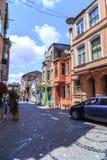 Balat-Bezirk, Istanbul, die Türkei Lizenzfreie Stockfotografie