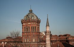 Balat The Fener Greek Patriarchate Royalty Free Stock Images