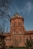 Balat The Fener Greek Patriarchate Stock Photography