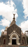 The Balata cathedral, Martinique island, French West Indies. Stock Photography