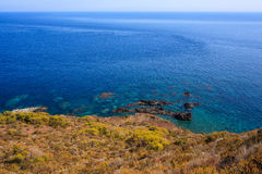 Balata dei Turchi; pantelleria Stock Photos