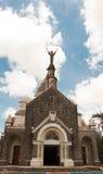 Balatadomkyrkan, Martinique ö, franska västra Indies arkivbild