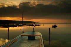 balaton λίμνη Στοκ Εικόνες