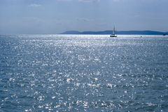 balaton λίμνη Στοκ εικόνες με δικαίωμα ελεύθερης χρήσης