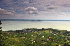 Balaton Royalty Free Stock Photo