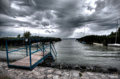 Balaton Στοκ εικόνα με δικαίωμα ελεύθερης χρήσης