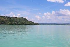 Balaton Hungary European big lake Tihany city view 2018 summer travel tourism photos stock images