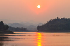 balaton hungary lake make photo sunset Стоковые Изображения