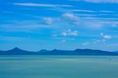 balaton jezioro zdjęcie royalty free