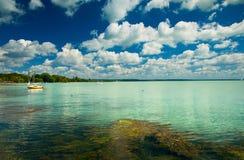balaton jezioro Fotografia Royalty Free