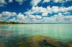 balaton jezioro Fotografia Stock