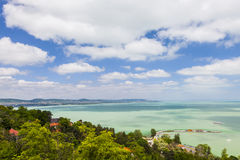Balaton lake Hungary Royalty Free Stock Images