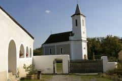 Balaton-Regioni montagnose Immagini Stock Libere da Diritti