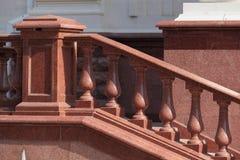 Balaustradas do granito Fotos de Stock