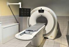 Balayage de CT Images libres de droits