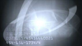 balayage humain d'os du doigt 4k, données médicales de rayon X de technologie, santé médicale d'organisme de recherche illustration libre de droits