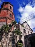 Balayan kościół obrazy royalty free