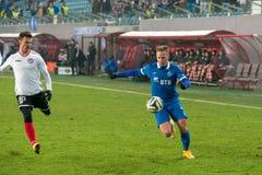 Balazs Dzsudzsak en avant (7) Photo libre de droits