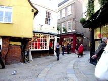 A balbúrdia, York. Imagens de Stock