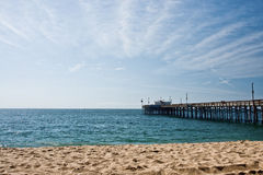 Balboa Beach Royalty Free Stock Photos