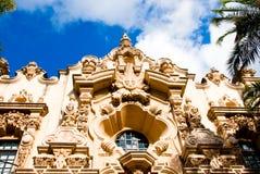 balboa budynków park zdjęcie royalty free