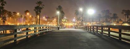 BALBOA, CA - balboa molo Zdjęcia Stock