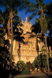 balboa casa del dieg门面公园prado西方的圣 库存图片