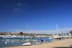 Balboa Island, New Port Beach, California Stock Photo