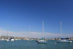 Balboa Island, New Port Beach, California Stock Photos
