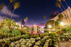 Balboa-Park lizenzfreie stockbilder