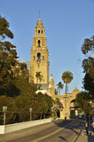Balboa Park Architecture Tower stock images